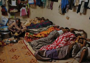 Migrant Worker Living Conditions